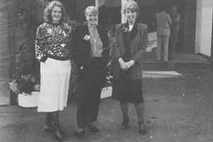 1988 Olive Beauchamp Valerie Worwood Barbara Chalkley.jpg